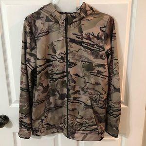 Under Armour Camouflage Jacket YXL